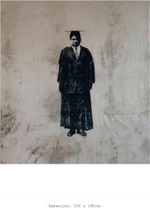 Exposición de Rafael Maestro en el MUA en ARTE PINTURA
