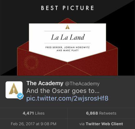 Los Oscar 2017: una trama repleta de sorpresas en CINE