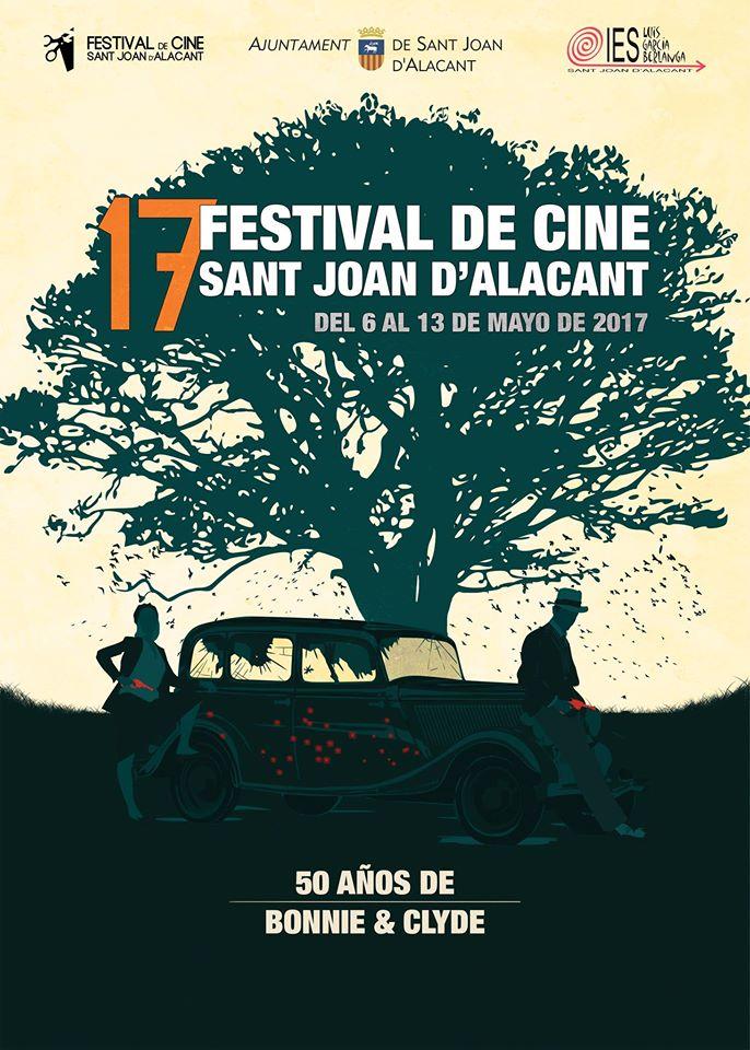 Abierto el plazo de inscripción de cortos al 17ª Festival de Cine de Sant Joan d'Alacant en CINE