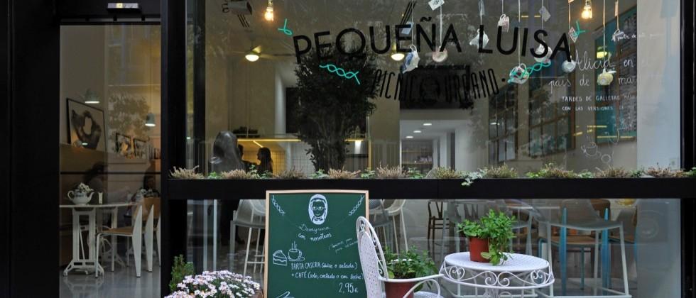 Casos de éxito en Alicante en directo e in situ: 'La Pequeña Luisa' en EMPRENDIMIENTO