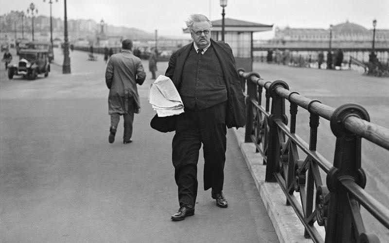 Chesterton... unos preliminares... en GASTRONOMÍA