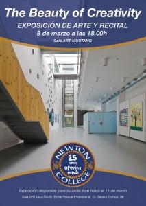 Galería de arte y música abiertas al Público en la sala Art Mustang en ARTE MÚSICA