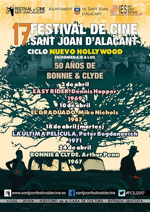 Easy Rider abre el ciclo dedicado al 'Nuevo Hollywood' del Festival de Cine de Sant Joan en CINE