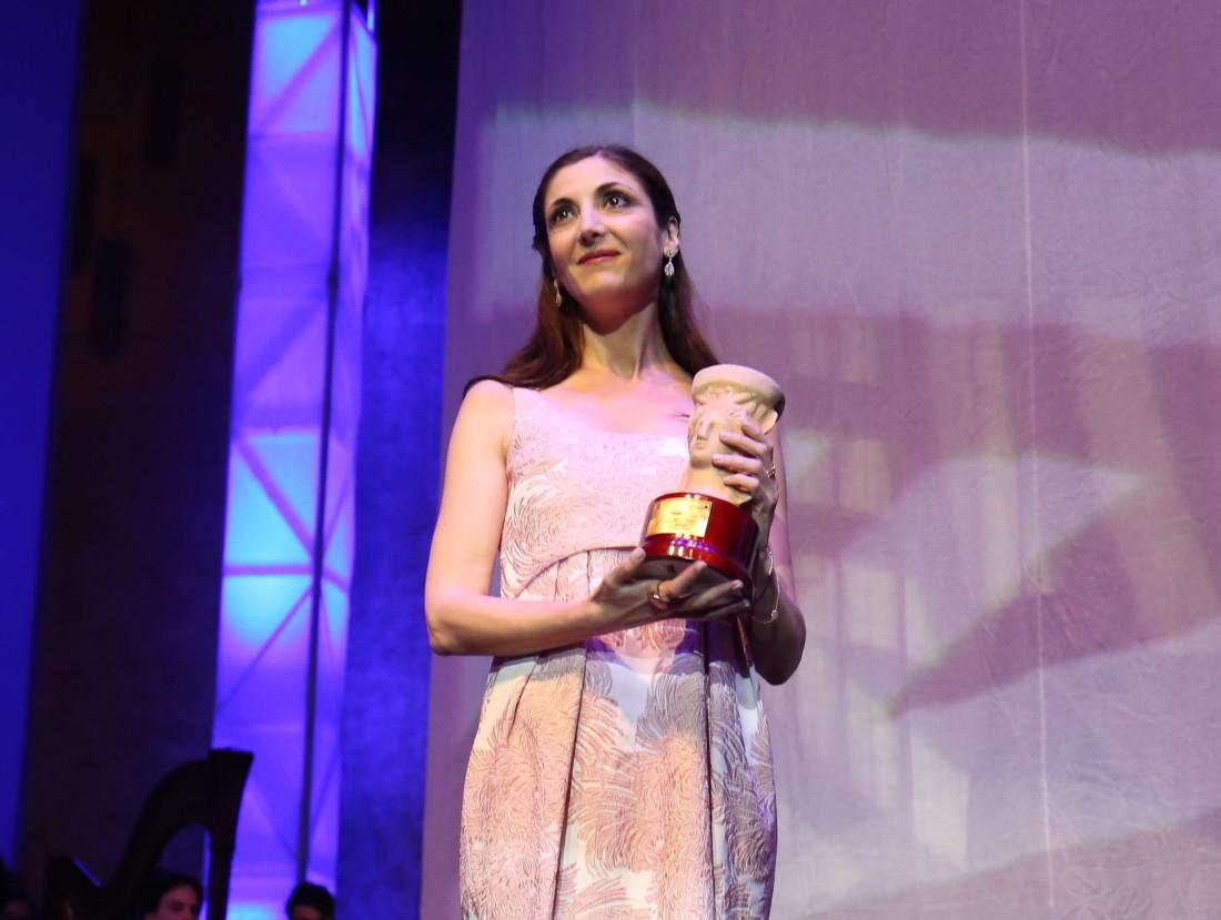 Espido Freire se alza con el Premio Azorín de Novela 2017 en LETRAS