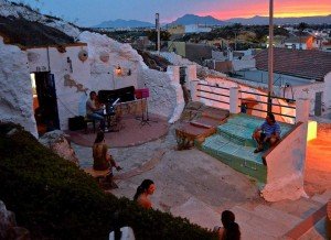Poesía y música de cámara en las cuevas de Rojales en AIRE LIBRE ESCENA MÚSICA