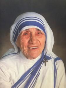La Diputación acoge una exposición dedicada a la Madre Teresa de Calcuta en FOTOGRAFIA
