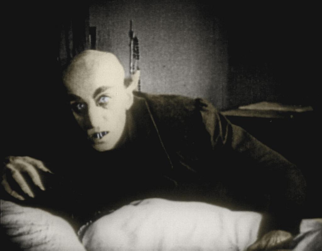 Nosferatu, Una sinfonía del horror en CINE MÚSICA