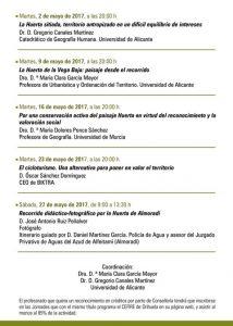XI Jornadas en defensa de la Huerta en CONFERENCIAS MEDIO AMBIENTE