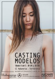 Más de 200 modelos inscritos en el casting de Alicante Fashion Week en MODA