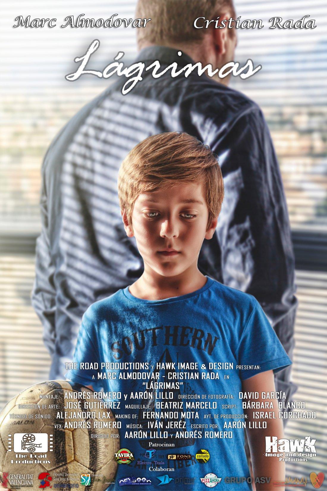 'Lágrimas', el rechazo de su padre a su hijo, nuevo corto de Aarón Lillo y Andrés Romero en CINE