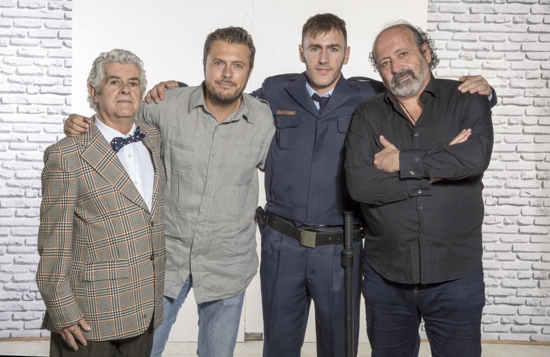 La explosiva comedia 'Dinamita' de Tirso Calero llega a San Vicente del Raspeig en ESCENA