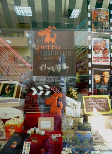 Una 'Primavera de cine' en la Calle Quintana en CINE