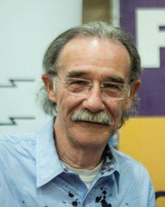 José Luis Rico: Soy poeta, exclusivamente por mi vocación de pensar en LETRAS