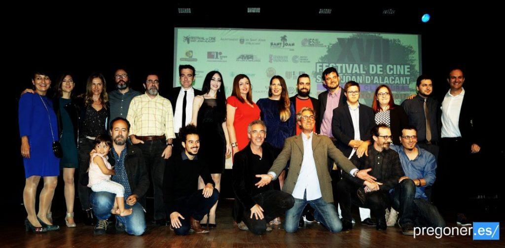 'Vampiro' se alza con tres galardones en el Festival de Cine de Sant Joan d'Alacant en CINE