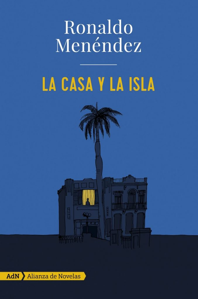 El escritor cubano Ronaldo Menéndez presenta su libro 'La casa y la isla' en LETRAS