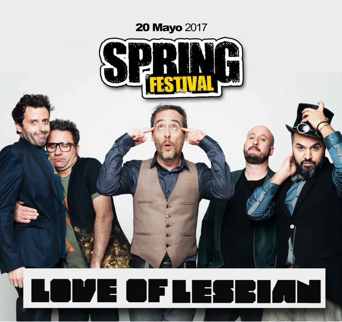 El terremoto musical del Spring Festival sacude Alicante el 20 de mayo en MÚSICA
