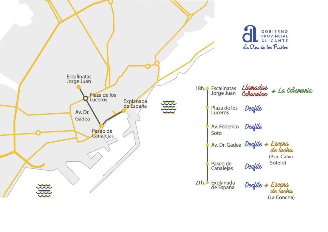 Los Mayas conquistan el corazón de Alicante en AIRE LIBRE ARTE