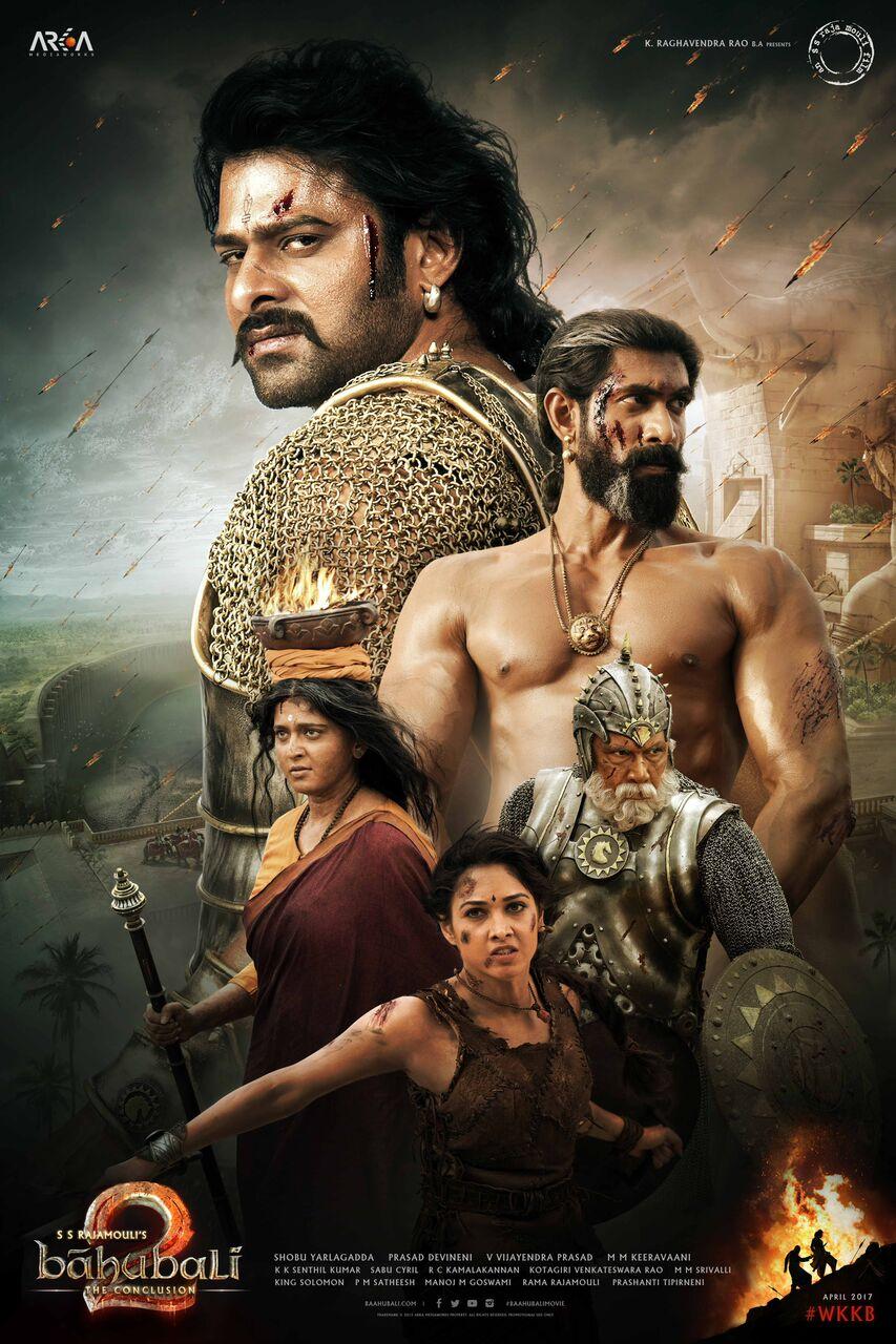 La exitosa película hindú 'Baahubali 2' llega a las pantallas de Alicante en CINE