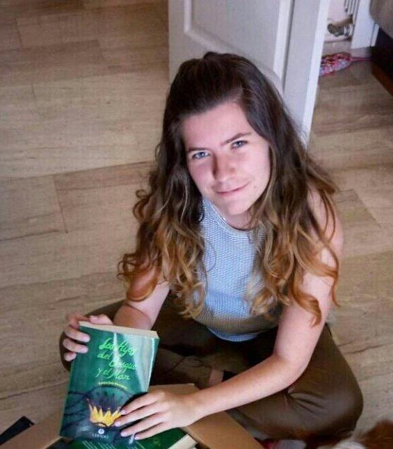 Sandra Dols nos sigue haciendo soñar con su 2ª novela en LETRAS