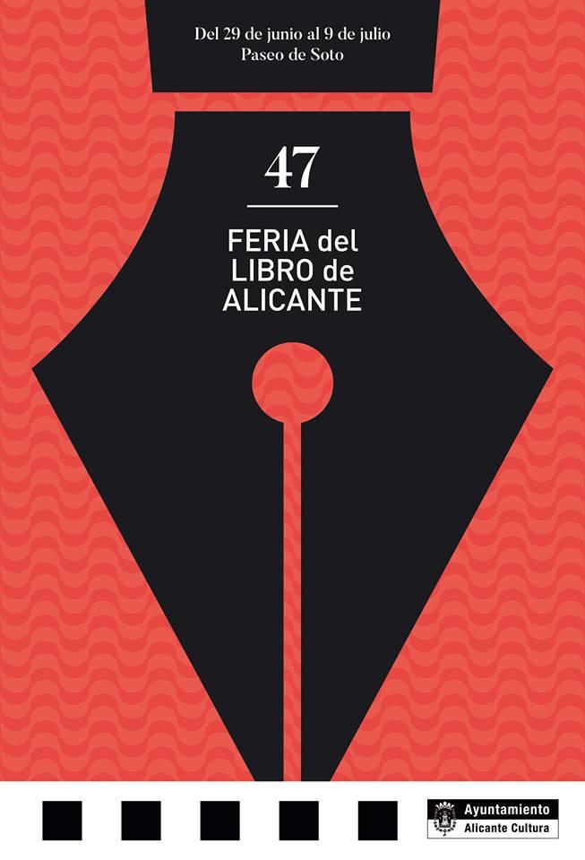 La 47ª Feria del Libro de Alicante triplica la oferta del año anterior en LETRAS