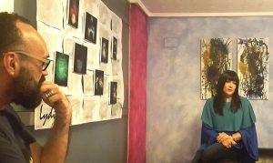 """Seis mujeres """"Lucidas"""" y un poeta en Atelier de Martín Pérez Ripoll en ARTE PINTURA"""