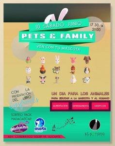 Pets & Family, un día para los animales en El Sótano CoWorking en CONFERENCIAS MEDIO AMBIENTE