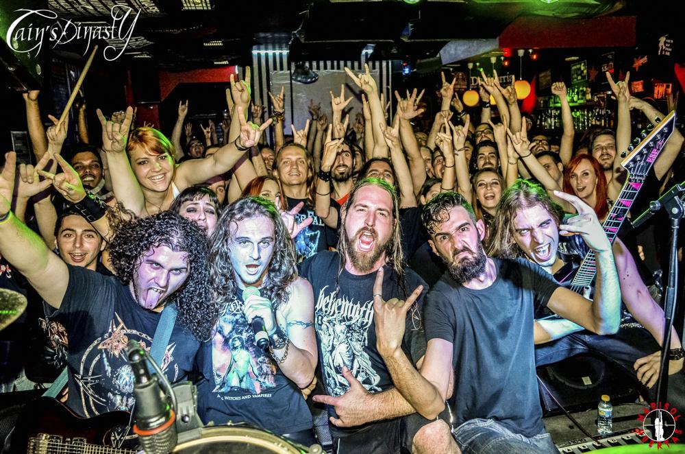 Cain's Dinasty, banda alicantina de power metal triunfa en Japón en MÚSICA