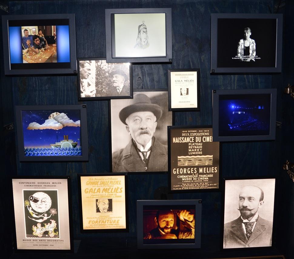Una exposición muestra los orígenes del cine con George Méliès en la Playa de San Juan en CINE