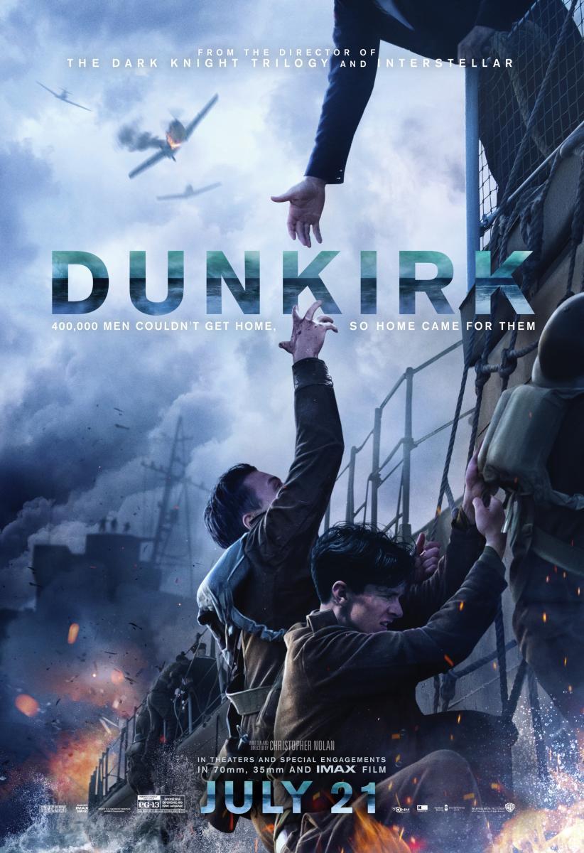 'Dunkerque' o la fría perfección en CINE
