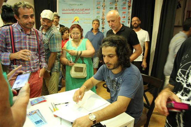 La Kasbah del Artista reúne a creadores árabes y españoles en Alicante en ARTE