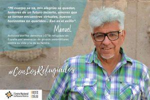 Velandia, un 'artivista' que hace del exilio de LGTBI el tema de su obra en ARTE CONFERENCIAS ESTILO DE VIDA