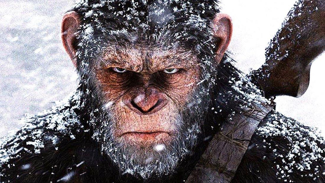 'La guerra del planeta de los simios' se queda en batallita... en CINE