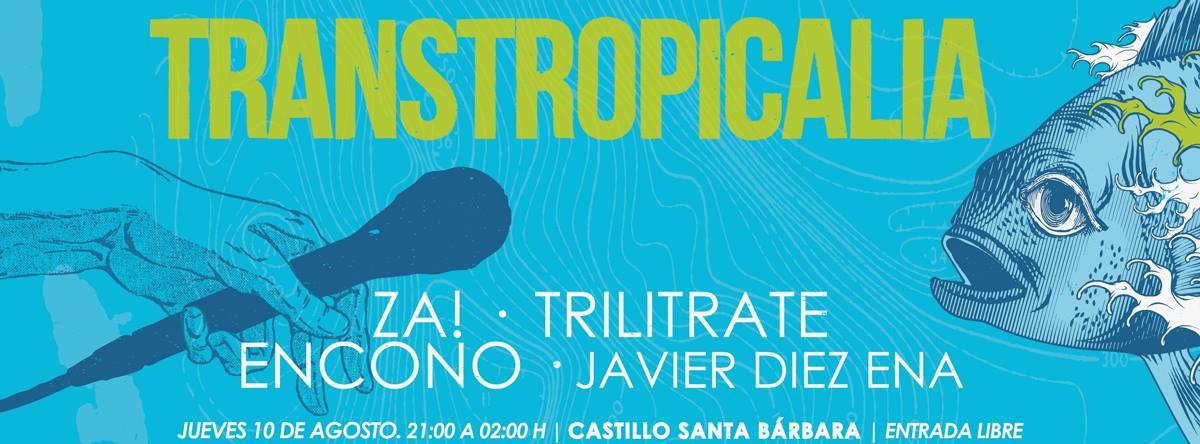 Transtropicalia pone banda sonora a la Isla de Tabarca en MÚSICA