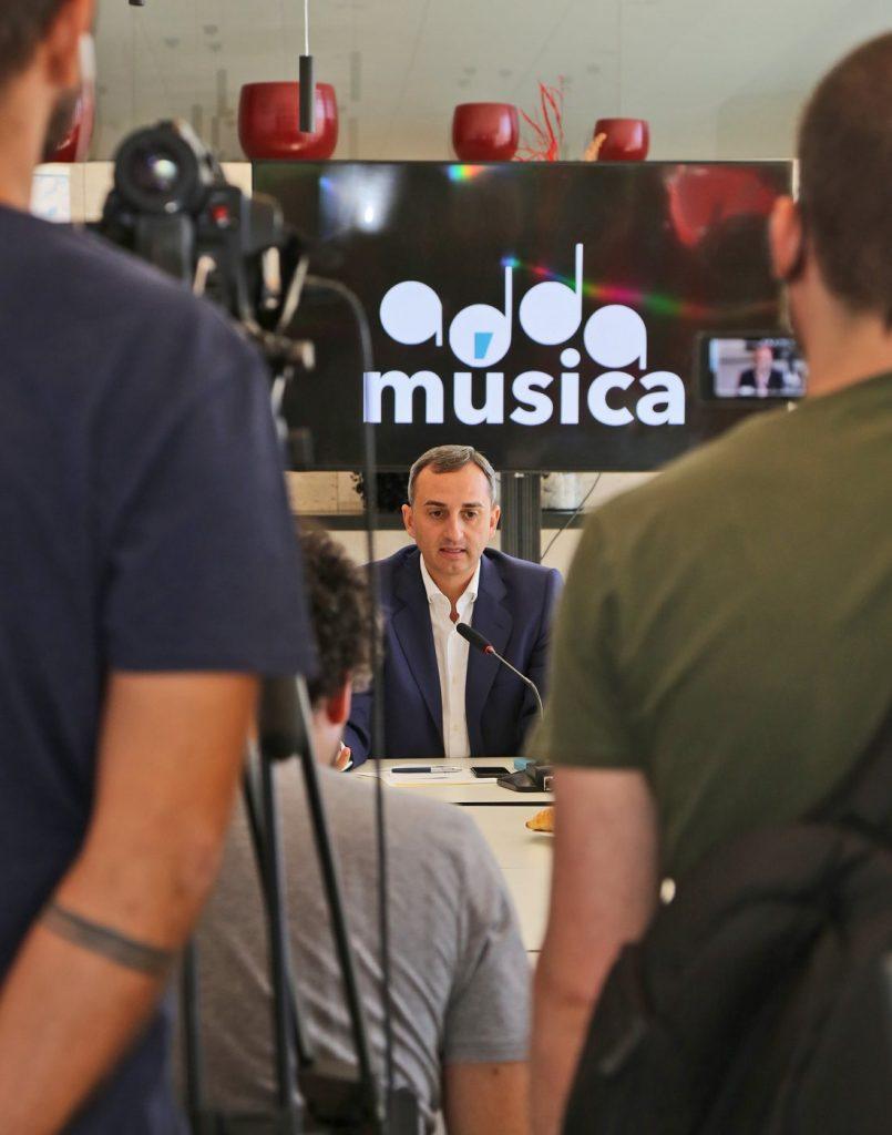 El ADDA se consolida como referente cultural con su nueva temporada sinfónica en MÚSICA