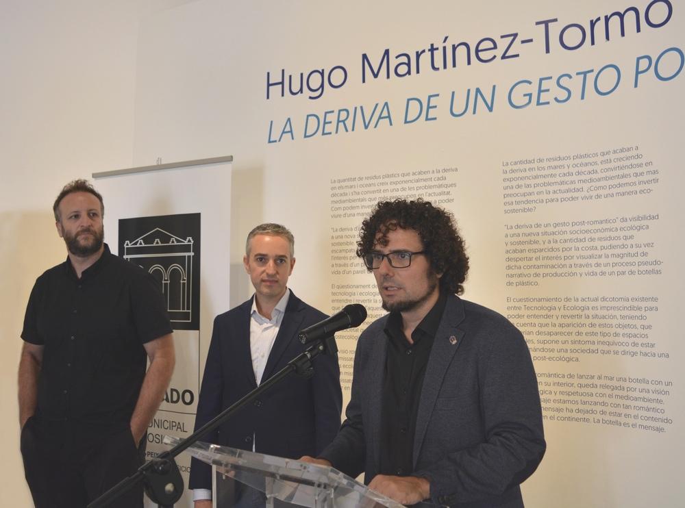 Arte contemporáneo contra la contaminación de los mares en ARTE