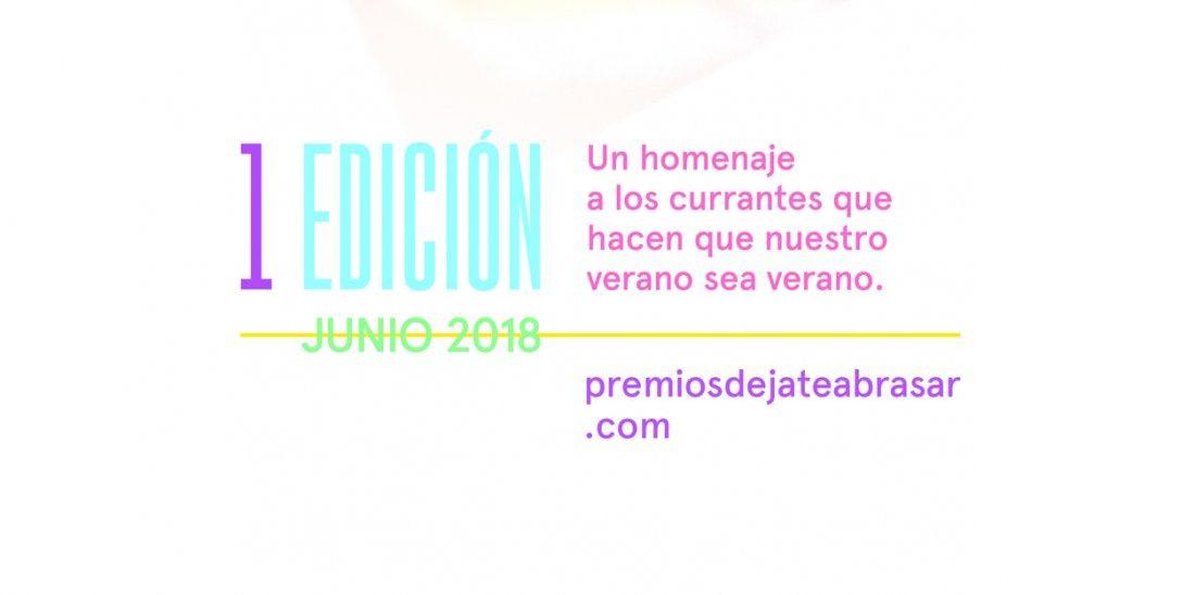 """Premios """"Déjate Abrasar"""": reconocimiento a los profesionales que desempeñan su labor en verano en EMPRENDIMIENTO"""