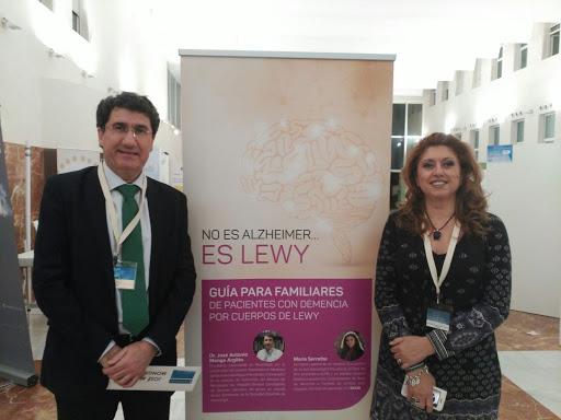 La Sede Ciudad acoge la presentación de la guía 'No es alzheimer, es Lewy' en CONFERENCIAS