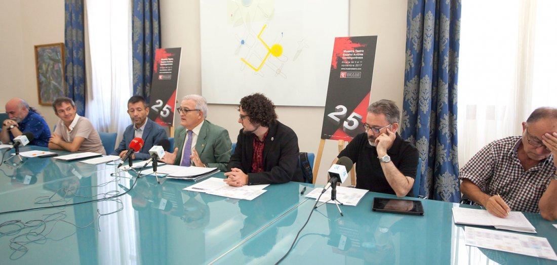 La Muestra de Teatro Español de Autores Contemporáneos cumple 25 años en ESCENA