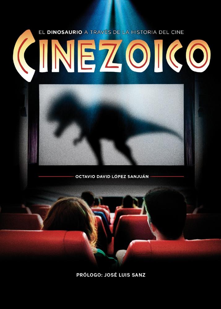 Octavio López hace un apasionante recorrido por el cine de dinosaurios en 'Cinezoico' en CINE LETRAS