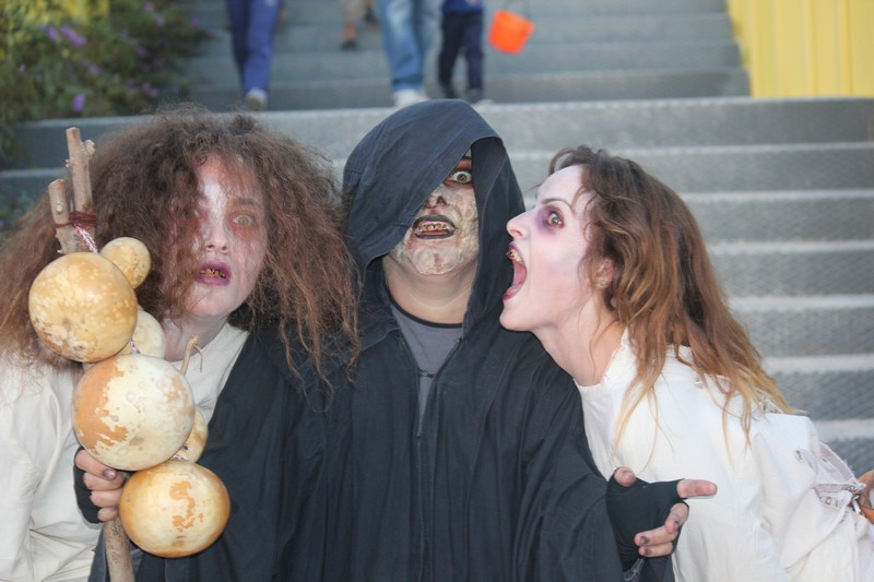Actividades para pasarlo de miedo en el III Festival de Terror de Alicante en AIRE LIBRE