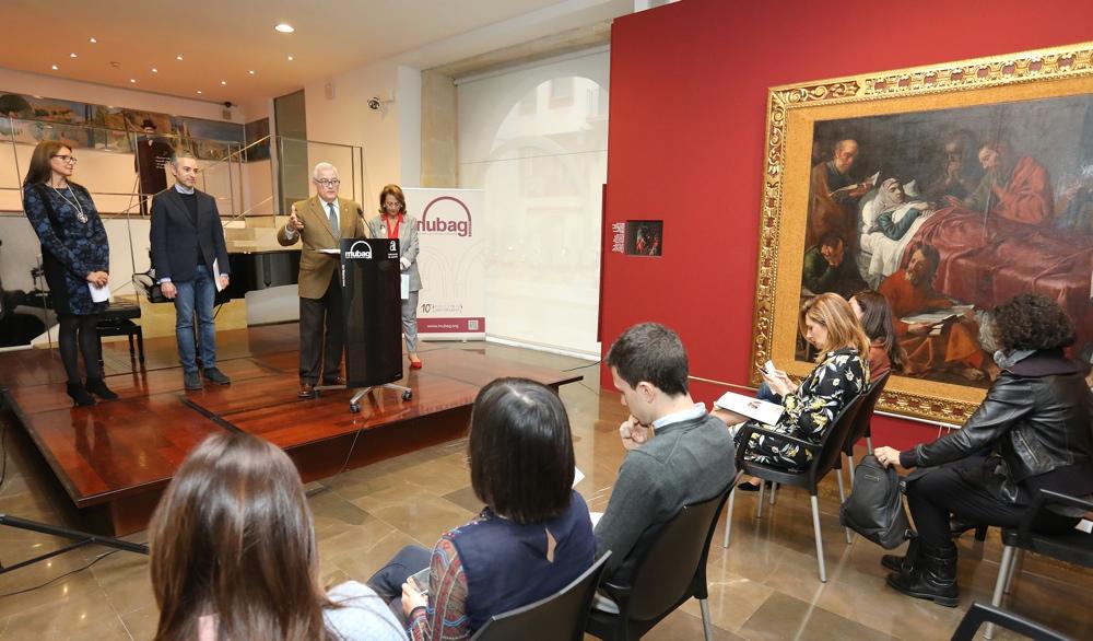 El MUBAG propone una relectura del papel de la mujer en el siglo XIX en PINTURA