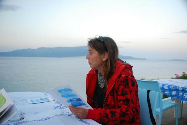 Ana Capsir presenta en Alicante su singladura por las Islas Griegas en CONFERENCIAS LETRAS