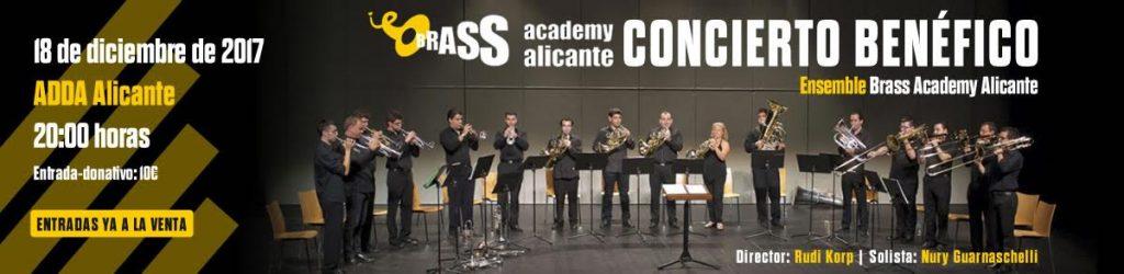 Concierto navideño de la Brass Academy en el ADDA en MÚSICA