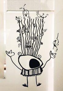 El bullicio neoyorkino se vuelve explosión de líneas, formas y color con Xavi Carbonell en PINTURA