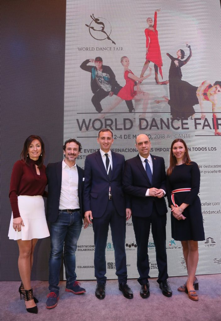 El ADDA acogerá el 'World Dance Fair', un importante evento internacional de danza en ESCENA
