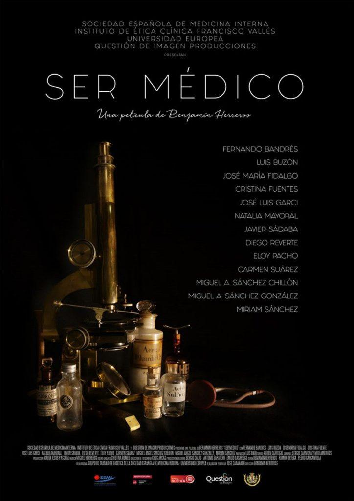 La Sede Ciudad de Alicante proyecta el documental 'Ser Médico' en CINE