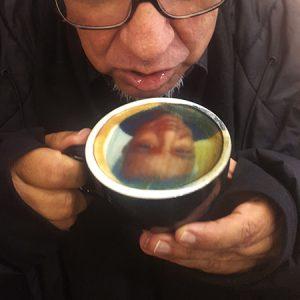 Tomarse a sí mismo en un café en CAFETERÍAS FOTOGRAFIA GASTRONOMÍA
