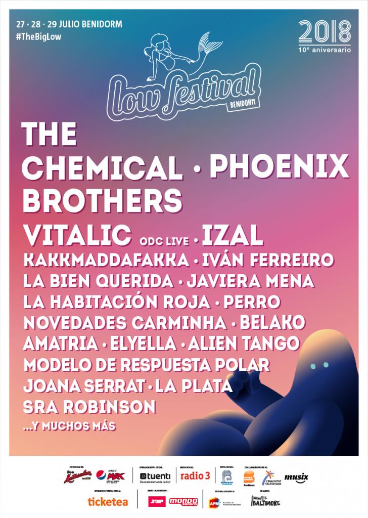 Low Festival lanza Emerge_Alicante, su nuevo concurso para bandas emergentes en MÚSICA
