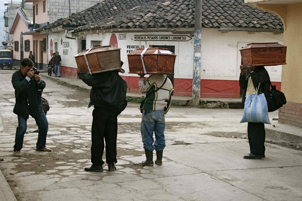"""Gervasio Sánchez: """"Llamar a un periodista 'comprometido' es una redundancia"""" en CONFERENCIAS FOTOGRAFIA"""