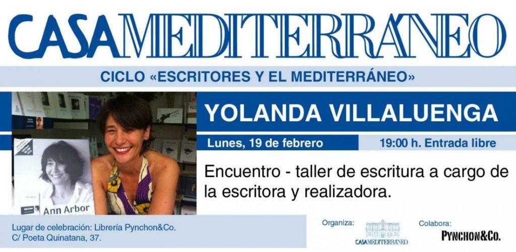 """Yolanda Villaluenga: """"Tarde o temprano tenemos que enfrentarnos con nuestros miedos"""" en CONFERENCIAS LETRAS"""